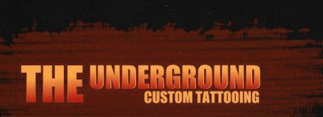 Tattoo Shop  | Laramie, WY  | The Underground  | 307-742-1313