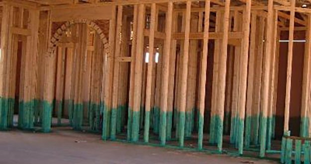 Bora-Care Treatment Available For New Construction
