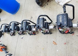 New Gas Power Washers