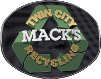 Mack's Twin City Recycling Inc. - Logo