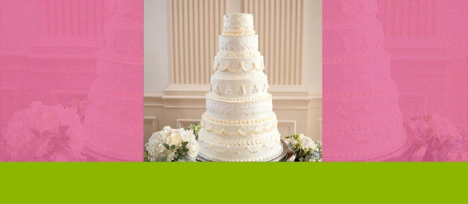 Wedding Cake | Chattanooga, TN | Sweet Angel Cakes | 423-485-3473