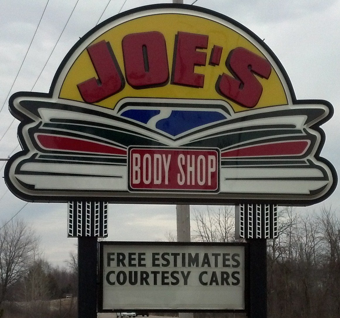 Joe's Body Work
