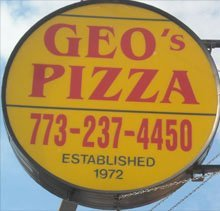 Pizza House - Chicago, IL - Geo's Pizza Inc.