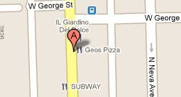 Geos Pizza Inc. 2849 N. Harlem Avenue Chicago, IL 60707