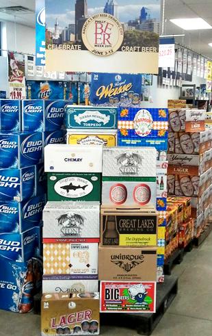 Cold Beer | West Chester, PA | Spaz Beverage | 610-696-6320
