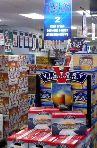 Beer Store | West Chester, PA | Spaz Beverage | 610-696-6320