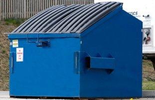 Dumpster | Jackson, TN | Bosco Contractor Services | 731-697-8333