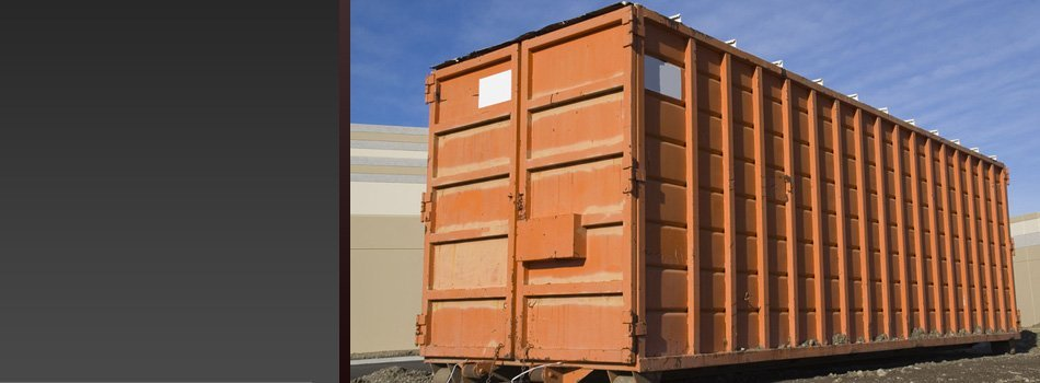 40 Yard Containers | Jackson, TN | Bosco Contractor Services | 731-697-8333