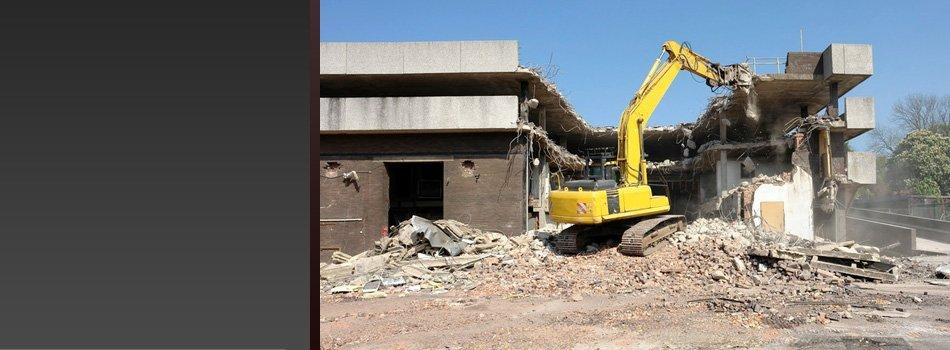 Demolition Services | Jackson, TN | Bosco Contractor Services | 731-697-8333