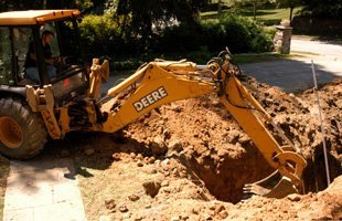 septic excavation | Jackson, TN | Bosco Contractor Services | 731-697-8333