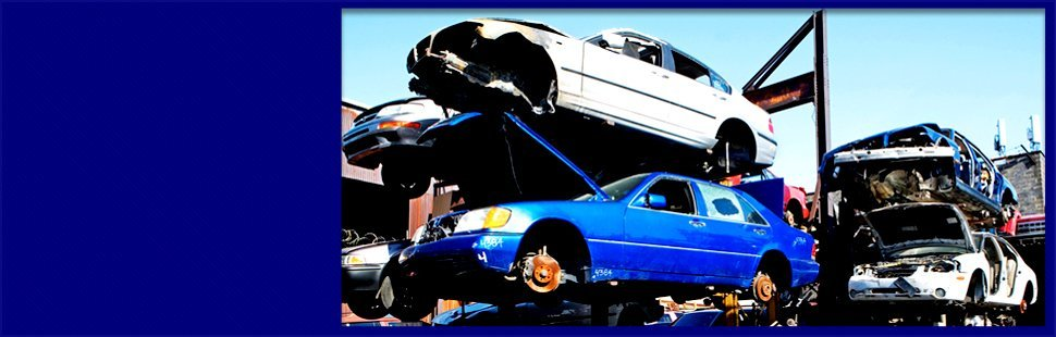 Pick-up service | Perkasie, PA | Geese Auto Salvage, Inc. | 215-795-2302