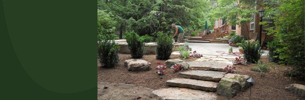 Landscape Installation | Terre Haute, IN | Bunch Nurseries Inc | 812-232-4331