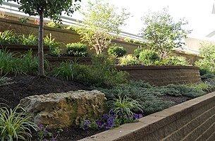 Retaining Walls | Terre Haute, IN | Bunch Nurseries Inc | 812-232-4331