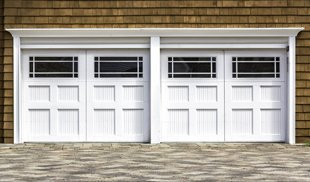 Charming Garage Doors Done Right
