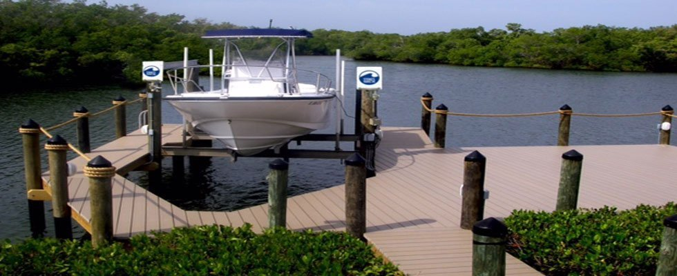 Boat Dock Building Lumber Supplier Fort Myers Beach Fl