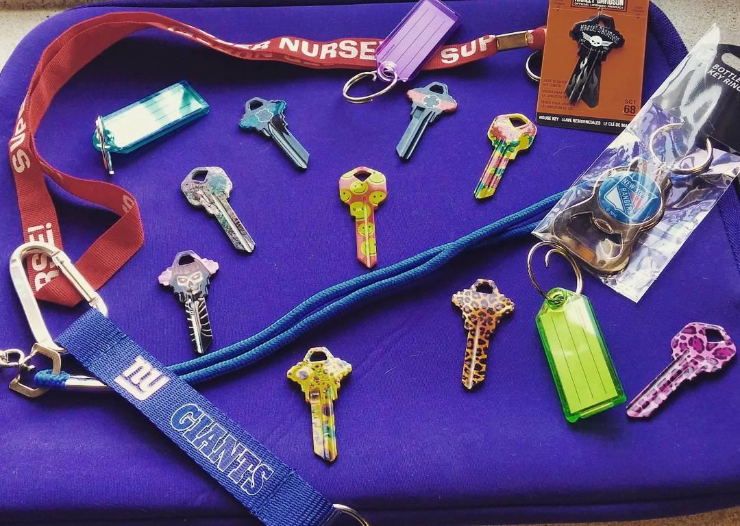 Graphic Keys