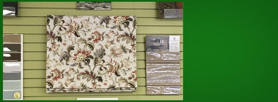 Distinctive tile products