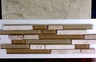 New flooring tiles
