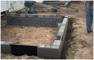 Cynder Blocks | Queenstown, MD | Steve Johnson Masonry | 410-827-6181