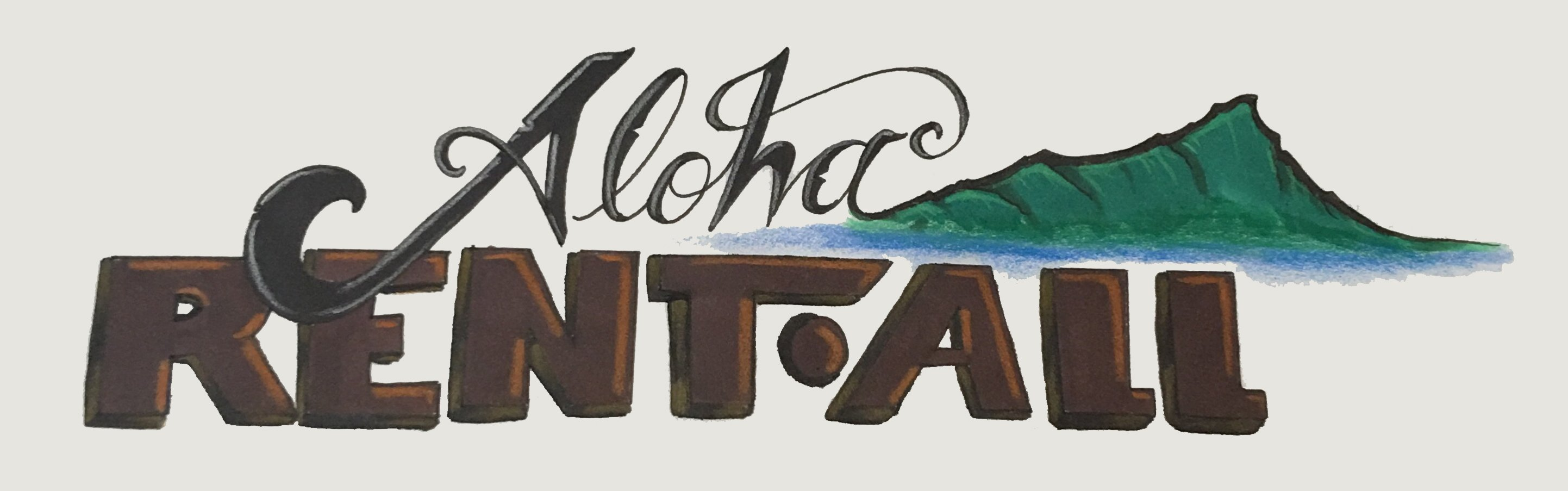 Aloha Rent All LLC - Logo