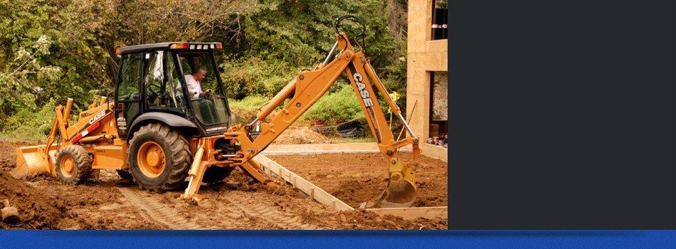 Foundation Site Preparation | Houston, TX | M.G. Excavators, INC. | 832-623-6032