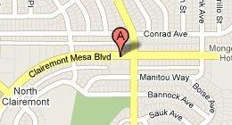 El Rey Moro Taco Shop  4471 Clairemont Mesa Blvd., San Diego, CA 92117