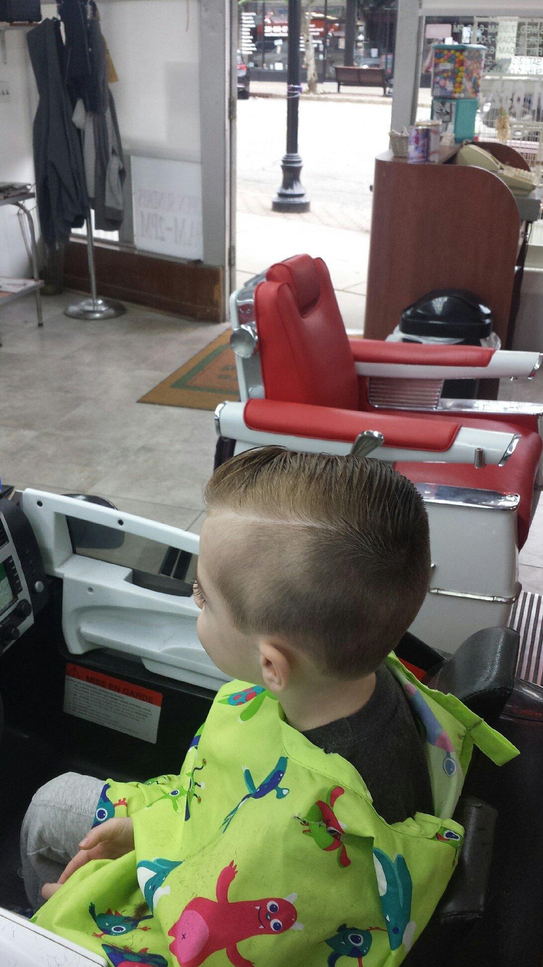 Kids Haircuts Flat Tops