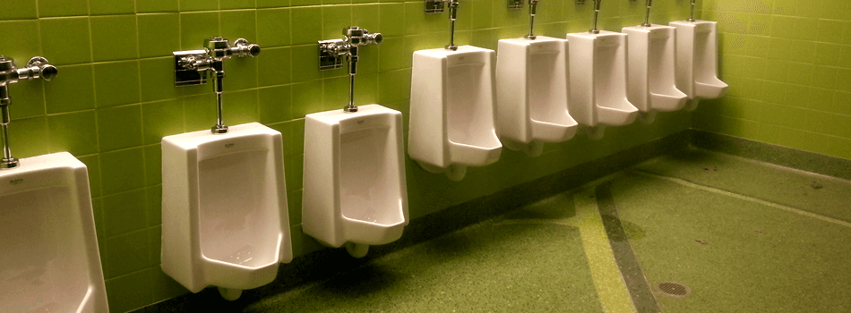 Male urinals