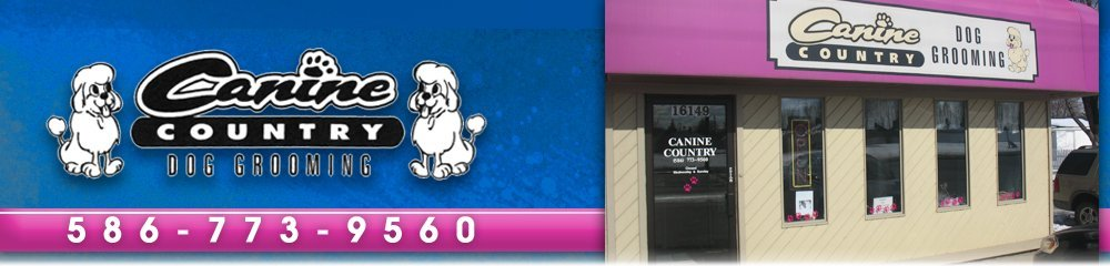 Pet Care Service Eastpointe, MI - Canine Country Grooming