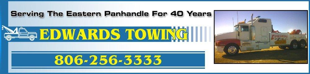 Auto Towing - Shamrock, TX - Edwards Towing