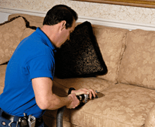 Upholstery Cleaning Services - Casper, WY - Americlean Cleaning & Restoration