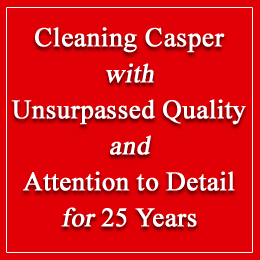 Carpet Cleaning Services - Casper, WY - Americlean Cleaning & Restoration