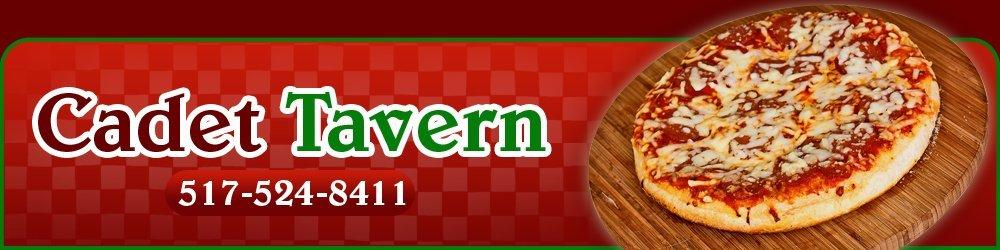 Pizzeria - Concord, MI - Cadet Tavern