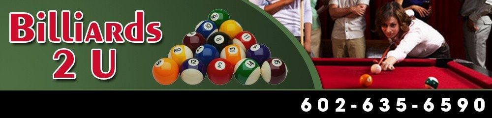 Billiards Chandler, AZ ( Arizona ) - Billiards 2 U