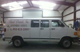 Customer van