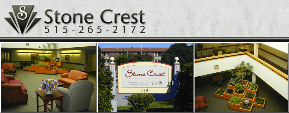 Des Moines, IA - Low Income Senior Living Apartments - Stone Crest