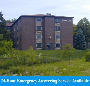 Low Income Apartments - Des Moines, IA - Stone Crest