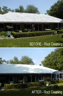 Pressure Washing - Gainesville, FL - Mandrell's Pressure Cleaning, LLC.
