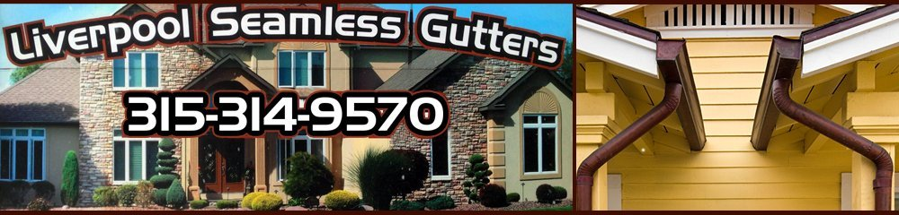 Gutters - Liverpool, NY - Liverpool Seamless Gutters