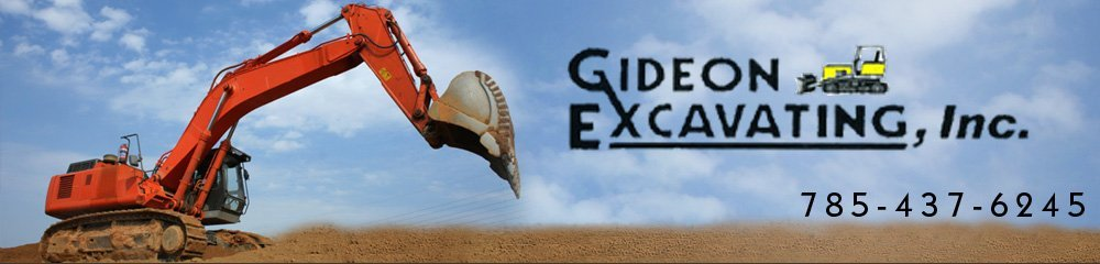 Hauling Saint Marys, KS ( Kansas ) - Gideon Excavating Inc