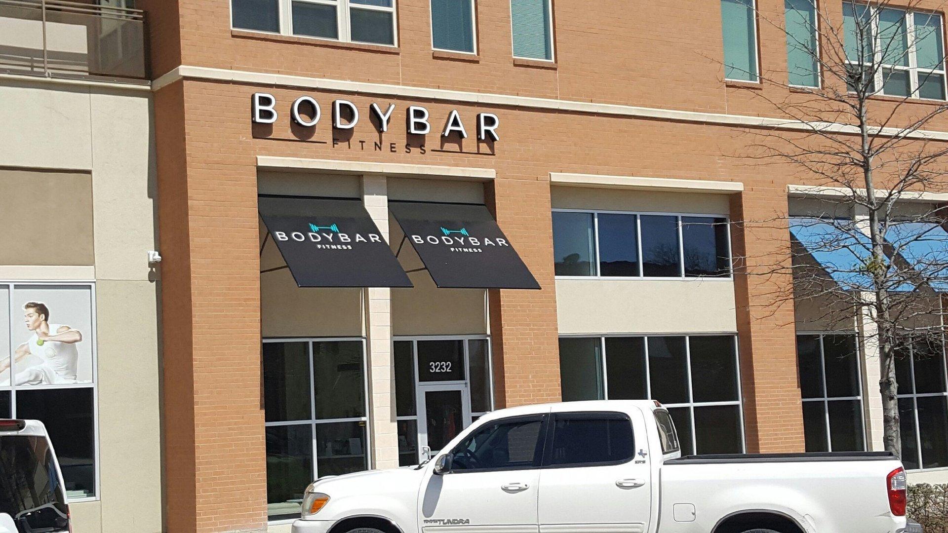 Body Bar Sign