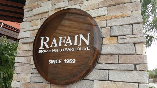 Refain Sign