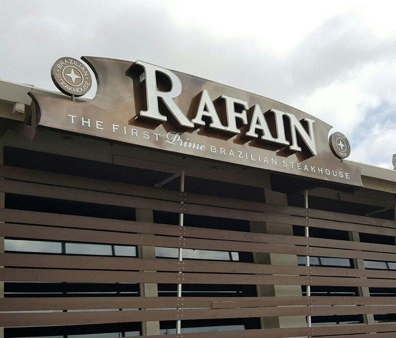 Rafain Sign