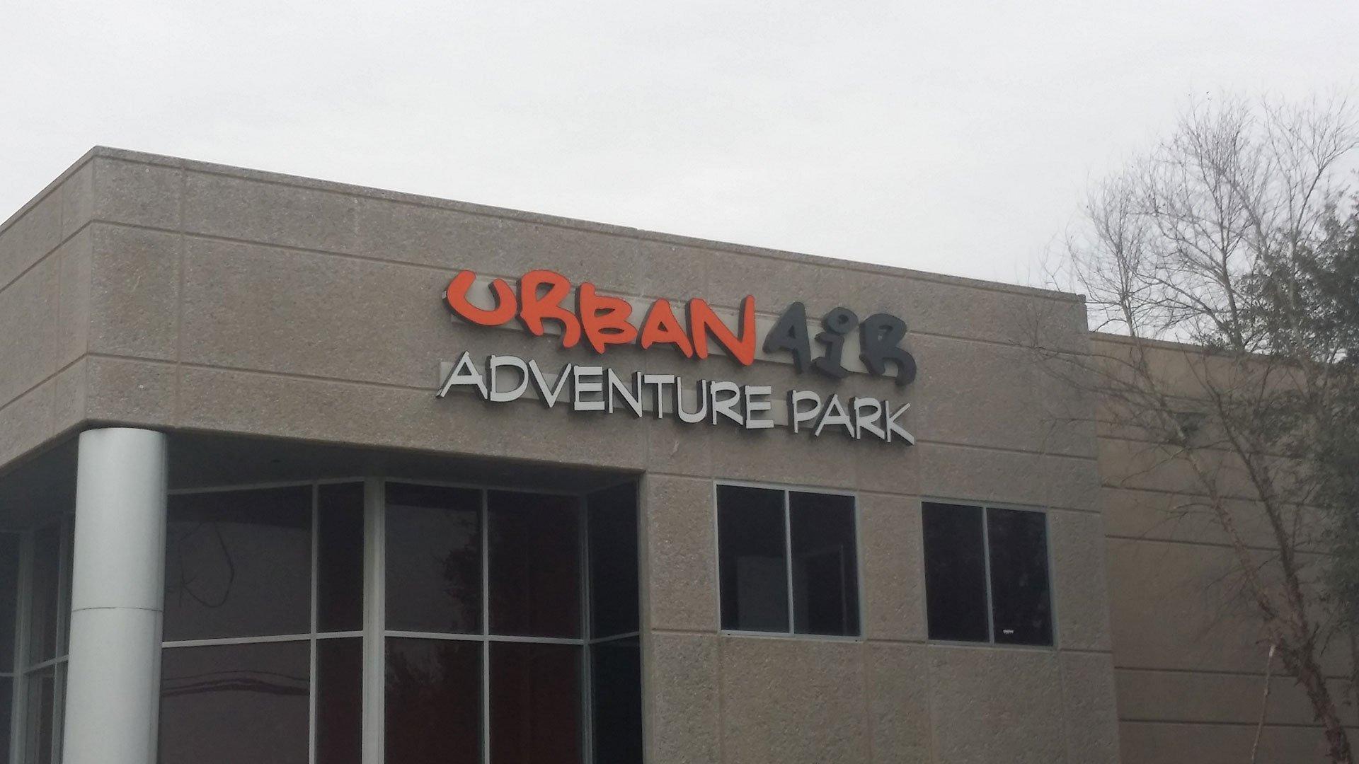 Urban Air Sign