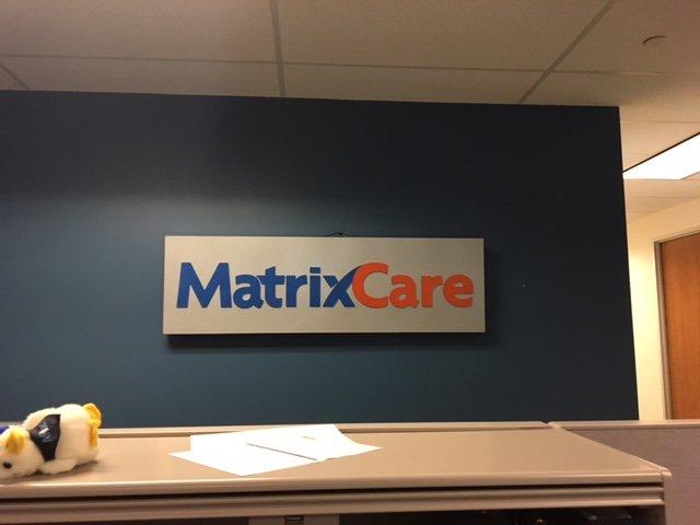 Matrixcare Sign