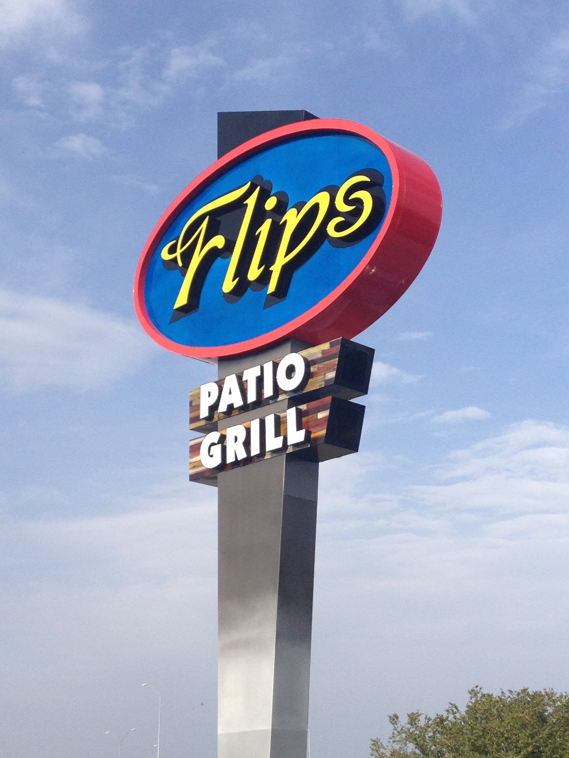 Flips Sign