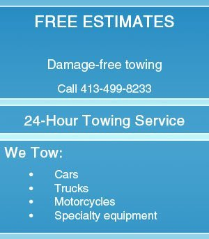 24-Hour Towing Services  - Pittsfield, MA  - Skyline Towing