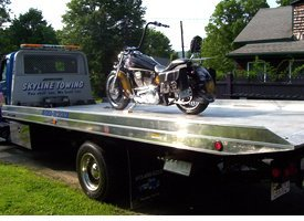Pittsfield, MA  - Photo Gallery - Skyline Towing
