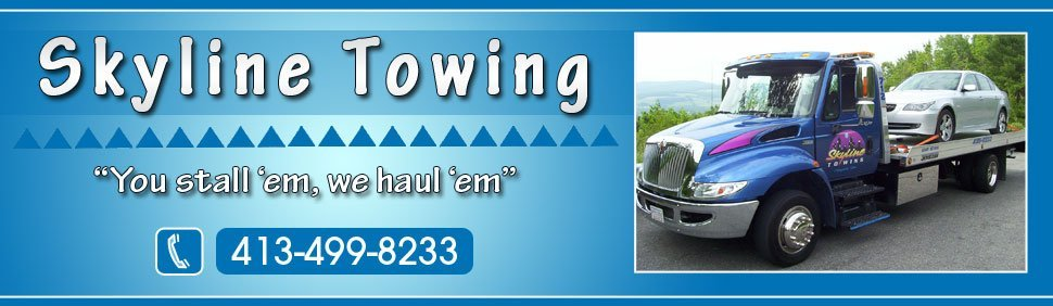 Towing Company  - Skyline Towing  - Pittsfield, MA