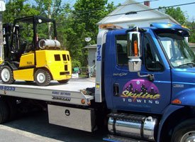 Pittsfield, MA  - Skyline Towing  - Photo Gallery